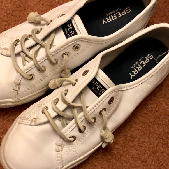 Sperry Shoes | Clearance Womens Leather